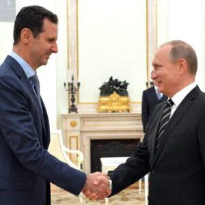 Russland will seinen Anteil für die Rettung Assads