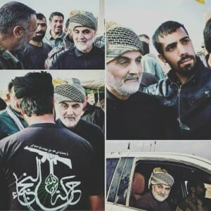 Iranischer Revolutionsgarden-Führer überwacht Offensive in Syrien