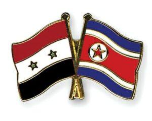 Syrien und Nordkorea: Eine Kooperation zu beiderseitigem Nutzen