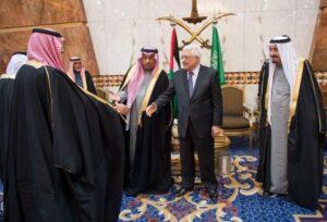 Saudi-Arabien stellt Palästinenserpräsident Abbas ein Ultimatum