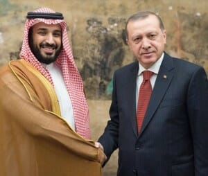 """Erdogan kritisert saudische Aussagen zu """"moderatem Islam"""""""