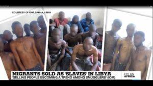 UNO-Generalsekretär kritisiert Sklavenhandel in Libyen