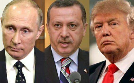 Krieg ist Frieden, Frieden ist Krieg: Zum russischen Sieg in Syrien