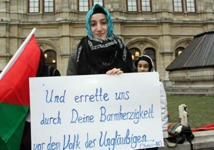 Islamischer Antisemitismus… gibt es nicht. Und wenn doch, trifft die Antisemiten keine Schuld