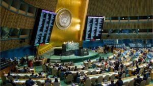 Vereinte Nationen verurteilen Israel, aber nicht die Hamas