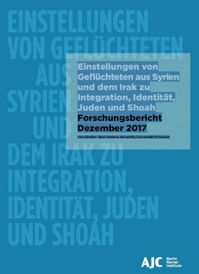 Studie: Der Antisemitismus der arabischen Flüchtlinge