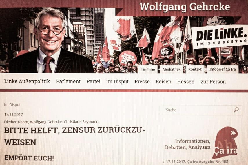 """Linkspartei und Antisemitismus: Wo die """"klare Kante"""" endet"""