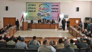 Spannungen in Kirkuk steigen seit Einmarsch der irakischen Armee