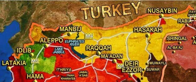 USA weisen türkisches Ultimatum zurück