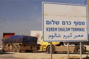 Gegen Mahmud Abbas' Willen lässt Israel Treibstoff nach Gaza liefern