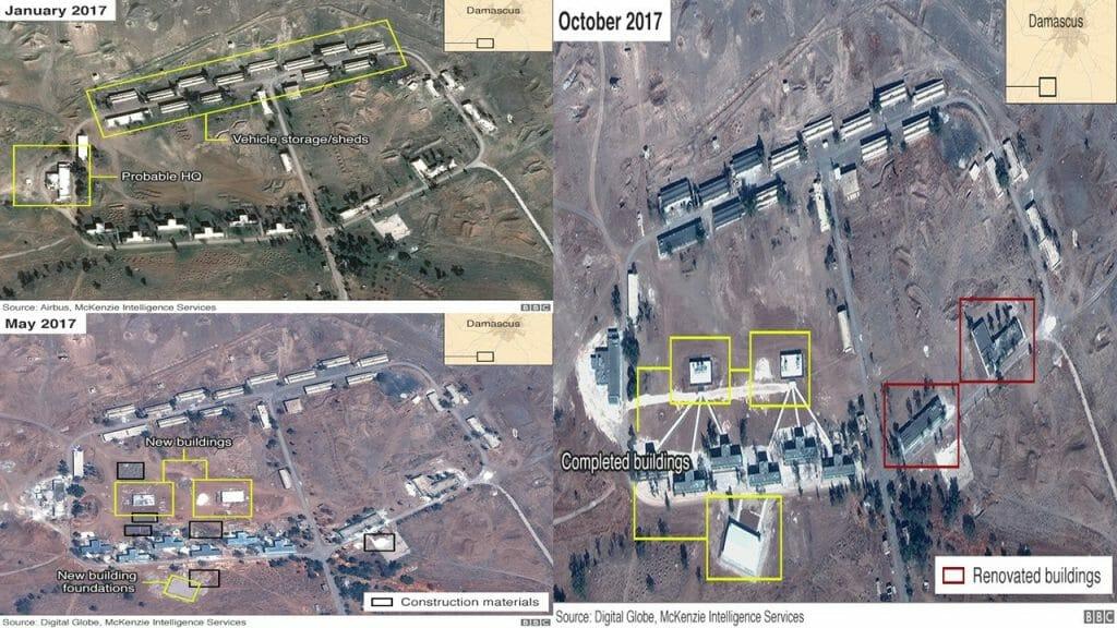 syrien unter assad