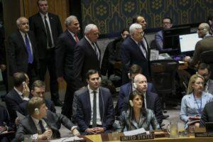 Abbas vor der UNO: Fake-History und theatralisches Getue