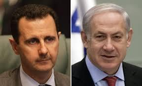 Sollte Iran seinen Angriff von Syrien aus starten, will Israel Assad stürzen