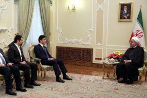 Kurdische Regionalregierung im Irak nähert sich dem Iran an