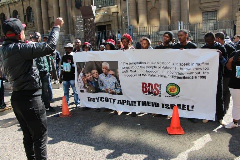 Die Wasserkrise in Kapstadt – mit stolzer Unterstützung von BDS