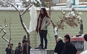 Iran: Frauen gegen frauenfeindliche Polizei