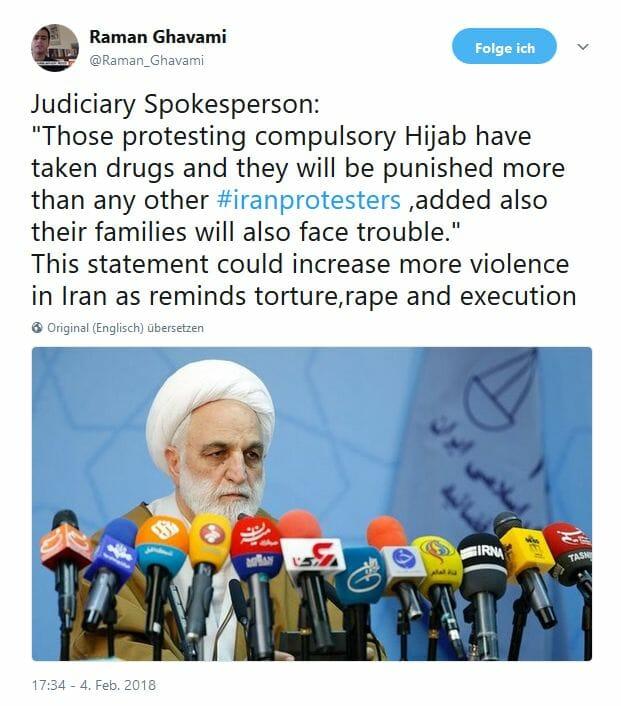 Die Grundlage der Islamischen Republik: Antisemitismus und Hijab-Zwang