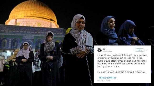 #MosqueMeToo: Musliminnen berichten von sexuellen Übergriffen
