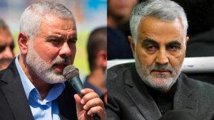 Iran baut mit Hamas Terrorinfrastruktur im Westjordanland auf