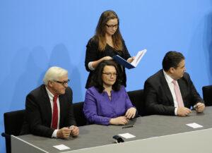 Was hat die SPD eigentlich gegen den Judenstaat?