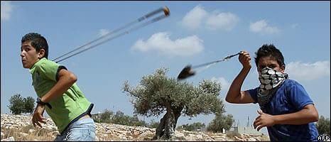 Kindersoldaten gegen Israel