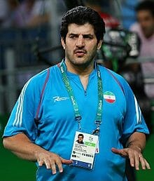 Rücktritt des iranischen Ringer-Chefs: Regimekritischer Protest?