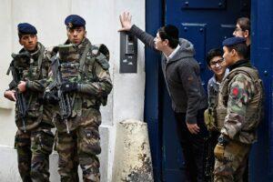 Ethnische Säuberung in Frankreich: Islamischer Antisemitismus