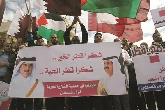 Spitalspersonal in Gaza warf den katarischen Abgesandten hinaus