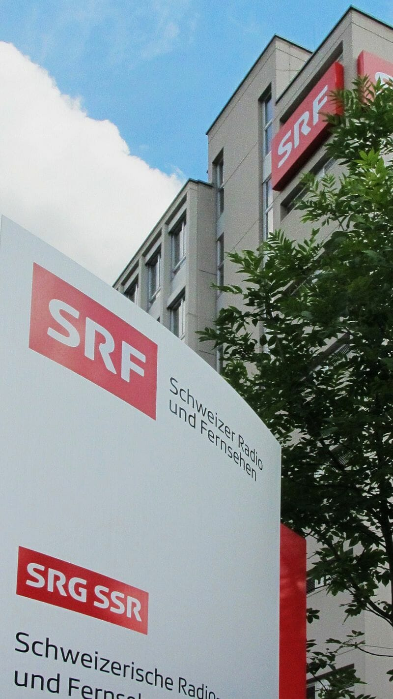 Der Schweizer Rundfunk mag keine Juden