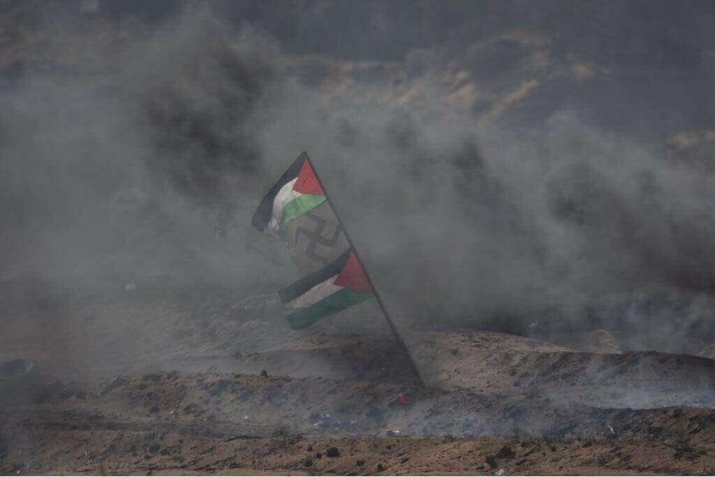 Ein Marsch zur Vernichtung Israels