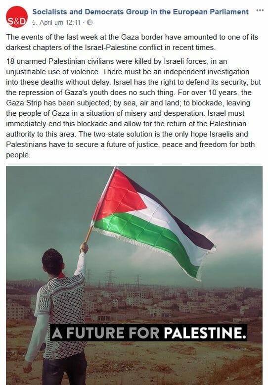 Worin europäische Sozialdemokraten der Hamas ähneln