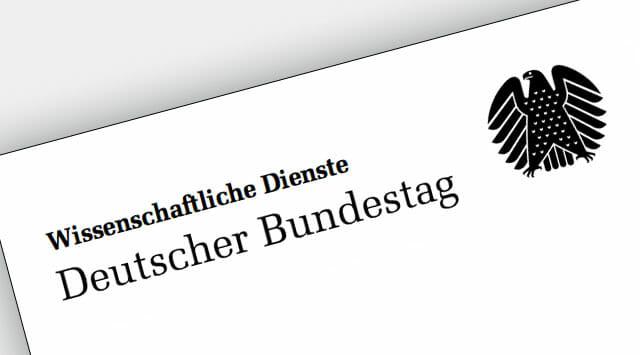 Deutsche Friedensbewegung: Völkerrecht als Argument für Assad