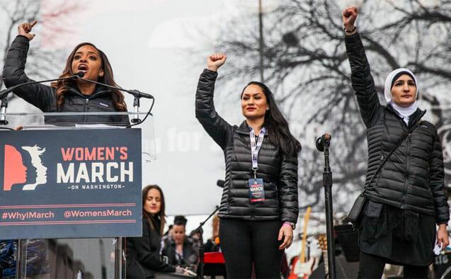 Offener Brief gegen die Verleihung des Menschenrechtspreises der Friedrich-Ebert-Stiftung an den Women's March USA