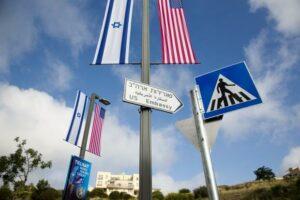 EU-Vertreter droht Israel