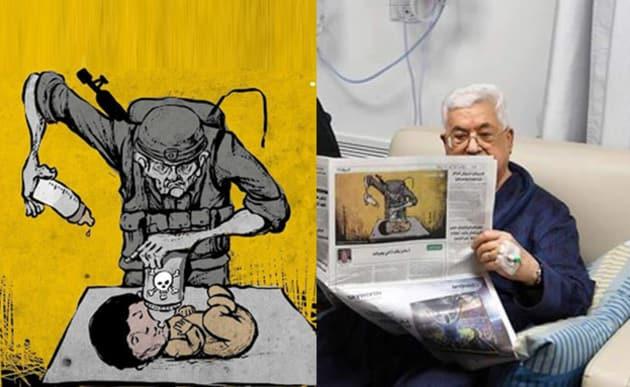 """Liest Mahmud Abbas den """"Stürmer""""?"""