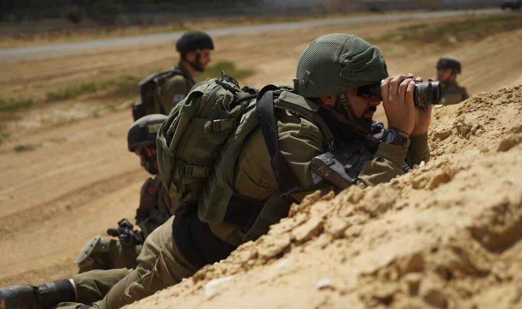"""Gaza-Unruhen: """"Wir haben alles getan, um nicht schießen zu müssen"""""""