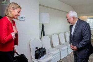 Iran-Sanktionen: Der EU wird langsam klar, wie ernst es den USA ist