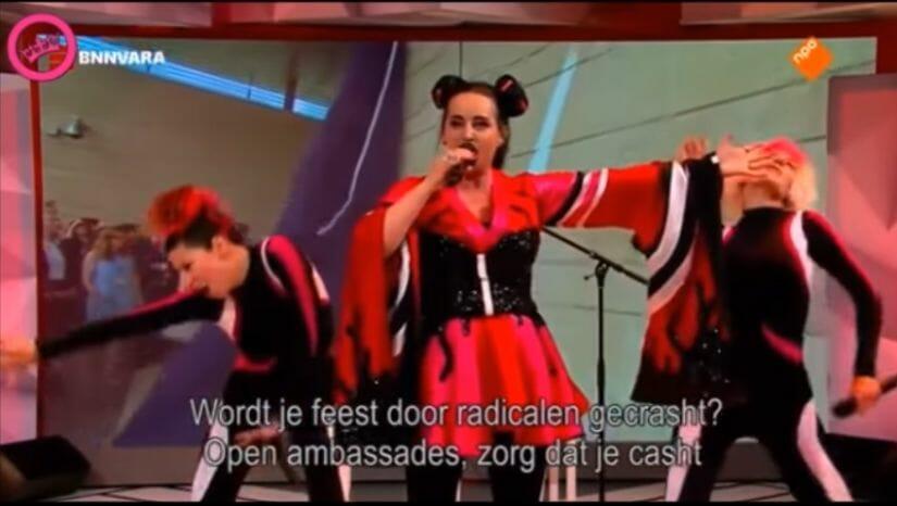 Israelkritiker werden Netta den Songcontest-Sieg nie verzeihen