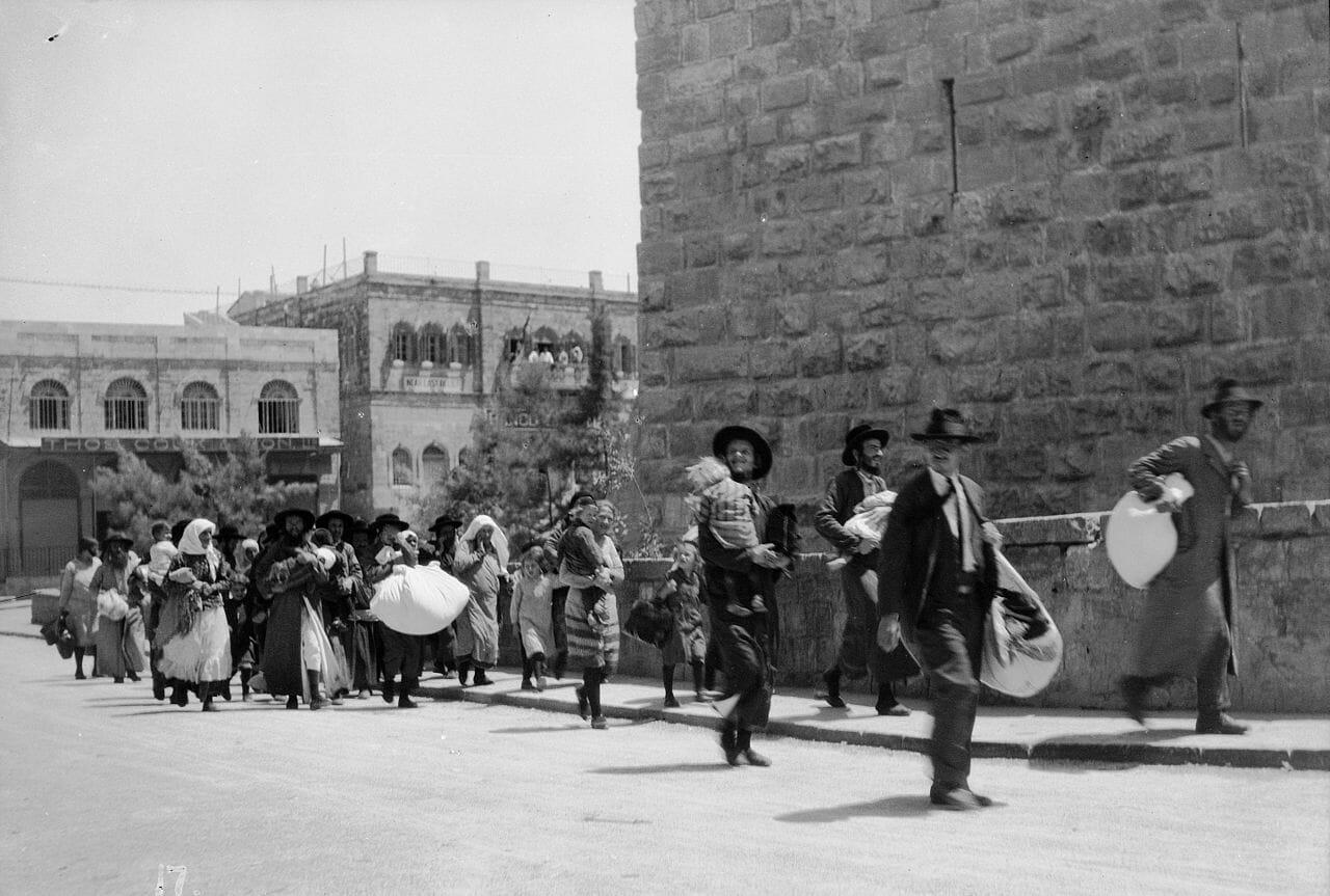 Von Pogromen zur Staatsgründung - Wie Israel entstand (3)