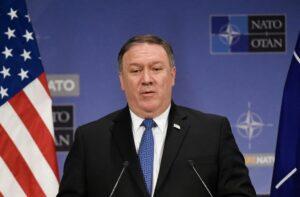 Pompeo: Ohne Iran-Abzug kein Geld für Syrien-Wiederaufbau