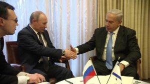 Kann Putin Israel Sicherheit vor dem Iran in Syrien garantieren?