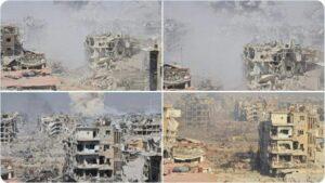 In Syrien getötete Palästinenser: ohrenbetäubendes Schweigen