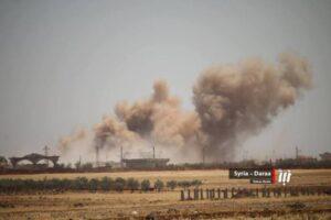 Verhandlungsrunde gescheitert: Offensive in Südsyrien geht weiter