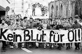 Die Rolle deutscher Außenpolitik bei den antijüdischen Pogromen im Irak