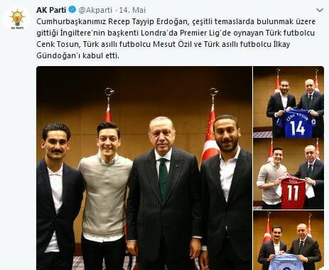 Über notwendige Kritik an Mesut Özil und manchen seiner Kritiker