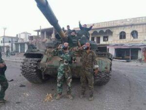 Belege über iranische Beteiligung an der Offensive in Südsyrien