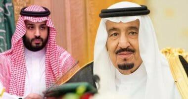 Gerüchte über Spannungen zwischen saudischem König und Thronfolger