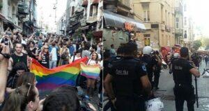 Istanbul verbietet erneut Parade zum Christopher-Street-Day