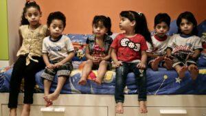 """Zwei sind genug"": Ägypten propagiert Familienplanung"