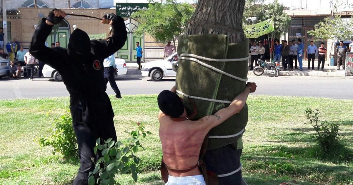 Iran: Auspeitschung für Alkoholkonsum